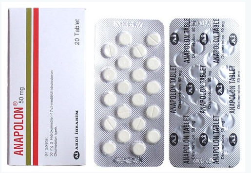 Anadrol Before and After Steroids